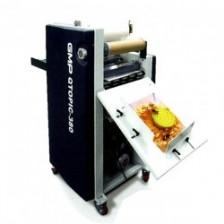 GMP QTOPIC-380/책표지용 단면 롤코팅기
